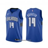 Camiseta Orlando Magic D.j. Augustin #14 Association 2018 Blanco