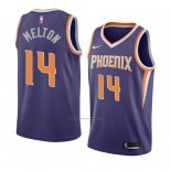Camiseta Phoenix Suns De'anthony Melton #14 Icon 2018 Violeta2