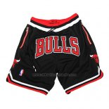 Pantalone Chicago Bulls Just Don Negro