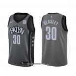 Camiseta Brooklyn Nets Michael Beasley #30 Statement 2020 Gris
