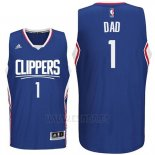 Camiseta Dia del Padre Los Angeles Clippers DAD #1 Azul