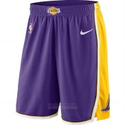 Pantalone Los Angeles Lakers Statement 2018-19 Violeta
