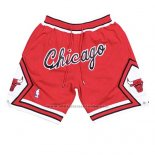 Pantalone Chicago Bulls Just Don Rojo2