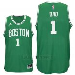 Camiseta Dia del Padre Boston Celtics DAD #1 Verde
