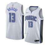 Camiseta Orlando Magic Isaiah Briscoe #13 Association 2017-18 Blanco