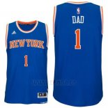 Camiseta Dia del Padre New York Knicks DAD #1 Azul