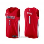 Camiseta Washington Wizards Trevor Ariza #1 Earned Rojo
