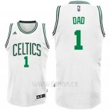 Camiseta Dia del Padre Boston Celtics DAD #1 Blanco
