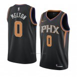Camiseta Phoenix Suns De'anthony Melton #0 Statement 2018 Negro
