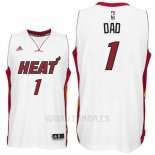 Camiseta Dia del Padre Miami Heats DAD #1 Blanco