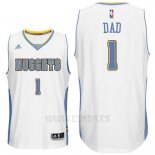 Camiseta Dia del Padre Denver Nuggets DAD #1 Blanco