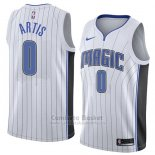 Camiseta Orlando Magic Jamel Artis #0 Association 2018 Blanco