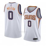 Camiseta Phoenix Suns De'anthony Melton #0 Association 2018 Blanco2