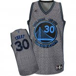 Camiseta Moda Estatica Golden State Warriors Stephen Curry #30 Gris2
