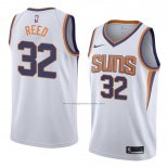 Camiseta Phoenix Suns Davon Reed #32 Association 2018 Blanco