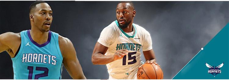 Camisetas baloncesto Charlotte Hornets